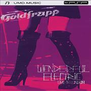 Click here for more info about 'Goldfrapp - Wonderful Electric - Live In London'