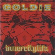 Click here for more info about 'Goldie (90s) - Inner City Life - The Remixes'