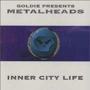 Click here for more info about 'Goldie (90s) - Inner City Life'