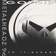 Click here for more info about 'Goldie (90s) - Metalheadz - 1996 Tour Itinerary'