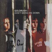 Click here for more info about 'Goldrush - Don't Bring Me Down'