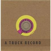 Goldrush Falling Out Into The Night UK CD single Promo