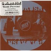 Goldrush Same Picture UK CD single
