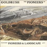 Goldrush The Pioneers EP UK CD single