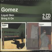 Click here for more info about 'Gomez - 2 CD Originals - Sealed'