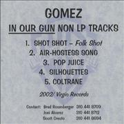 Click here for more info about 'Gomez - In Our Gun Non LP Tracks'