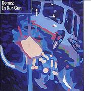 Gomez In Our Gun UK CD album Promo