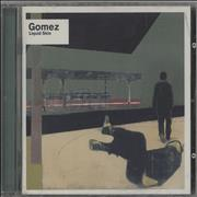 Gomez Liquid Skin UK CD album