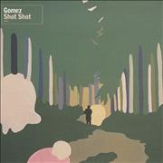 "Gomez Shot Shot UK 7"" vinyl"