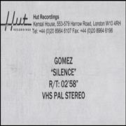 Click here for more info about 'Gomez - Silence'