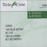 Click here for more info about 'Gomez - Sound Of Sounds'