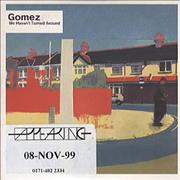 Click here for more info about 'Gomez - We Haven't Turned Around'