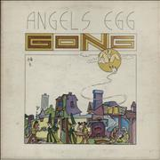 Click here for more info about 'Gong - Angel's Egg - 1st - VG'