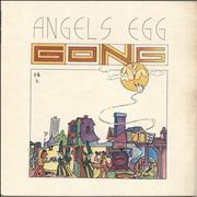 Click here for more info about 'Gong - Angels Egg - 2nd - EX'