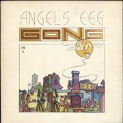 Click here for more info about 'Gong - Angels Egg - 2nd'
