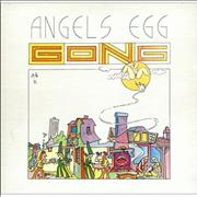Click here for more info about 'Gong - Angel's Egg - 3rd'