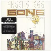 Click here for more info about 'Gong - Angels Egg - Deluxe Edition'