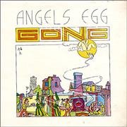 Click here for more info about 'Gong - Angel's Egg - Sealed'