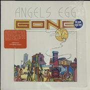 Click here for more info about 'Gong - Angel's Egg (Radio Gnome Invisible Part 2) - 180gm'