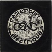 Click here for more info about 'Gong - Camembert Electrique - VG'