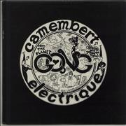 Click here for more info about 'Gong - Camembert Electrique'