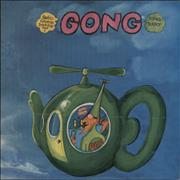 Click here for more info about 'Gong - Flying Teapot - 1st'