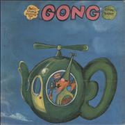 Click here for more info about 'Gong - Flying Teapot - 2nd - EX'
