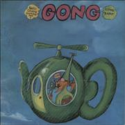 Gong Flying Teapot - 3rd UK vinyl LP