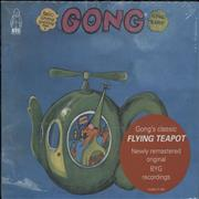 Click here for more info about 'Gong - Flying Teapot (Radio Gnome Invisible Part 1)'