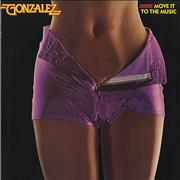 Click here for more info about 'Gonzalez - Move It To The Music - Test Pressing'