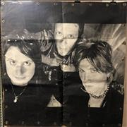 Goo Goo Dolls 2001 US Tour - Backdrop USA display