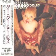 Goo Goo Dolls A Boy Named Goo Japan CD album Promo