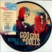 Click here for more info about 'Goo Goo Dolls - Before It's Too Late'