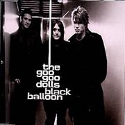 Goo Goo Dolls Black Balloon UK CD single