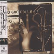 Goo Goo Dolls Ego Opinion Arts & Commerce Japan CD album Promo
