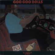 Goo Goo Dolls Jed Netherlands vinyl LP