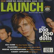 Goo Goo Dolls Launch USA CD-ROM