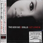 Click here for more info about 'Goo Goo Dolls - Let Love In'