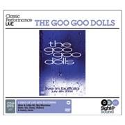 Goo Goo Dolls Live In Buffalo UK 2-disc CD/DVD set