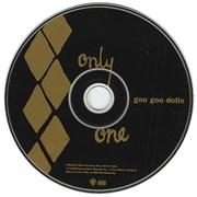 Goo Goo Dolls Only One USA CD single Promo