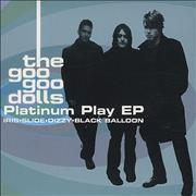 Click here for more info about 'Goo Goo Dolls - Platinum Play EP'