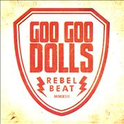 Goo Goo Dolls Rebel Beat UK CD-R acetate Promo