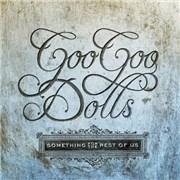 Goo Goo Dolls Something For The Rest Of Us UK CD album