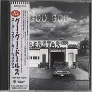 Goo Goo Dolls Superstar Car Wash + Obi Japan CD album Promo