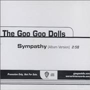 Click here for more info about 'Goo Goo Dolls - Sympathy'