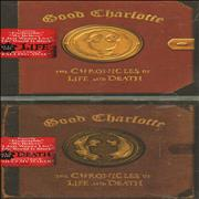 Click here for more info about 'Good Charlotte - Chronicles Of Life & Death (Life & Death Versions)'