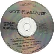 Click here for more info about 'Good Charlotte - Good Charlotte'