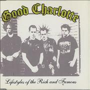 Click here for more info about 'Good Charlotte - Lifestyles Of The Rich And Famous - CD1'