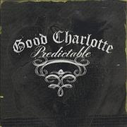 Click here for more info about 'Good Charlotte - Predictable'