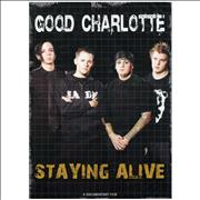 Click here for more info about 'Good Charlotte - Staying Alive'